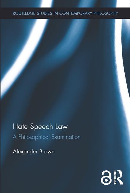 Hate Speech Law (Open Access) als Buch (gebunden)