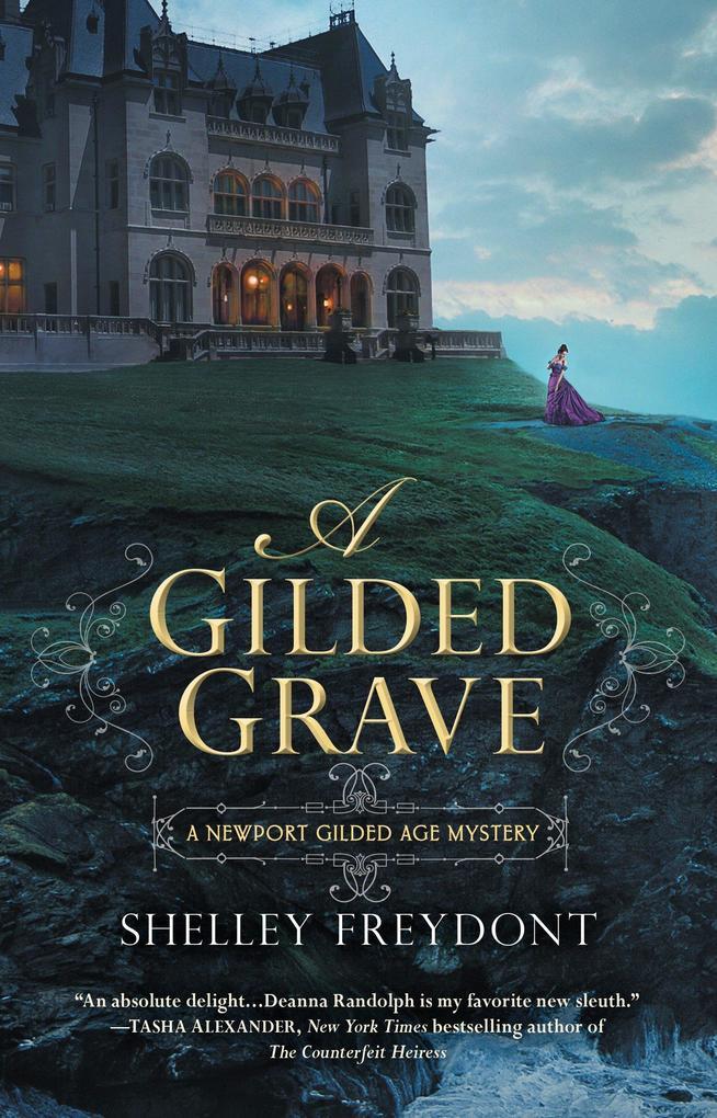 A Gilded Grave als Taschenbuch