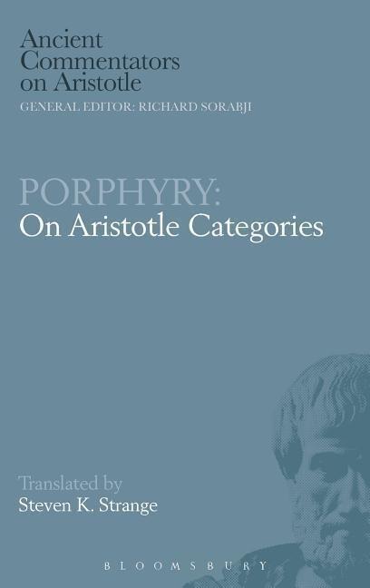 Porphyry: On Aristotle Categories als Buch (gebunden)