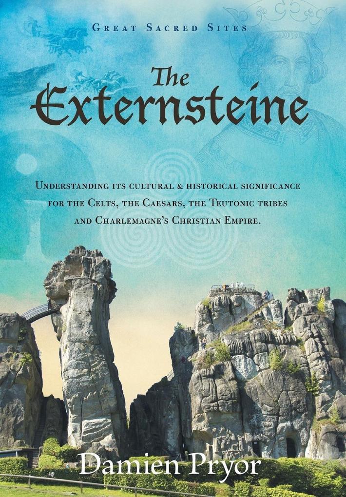 The Externsteine als Buch von Damien Pryor