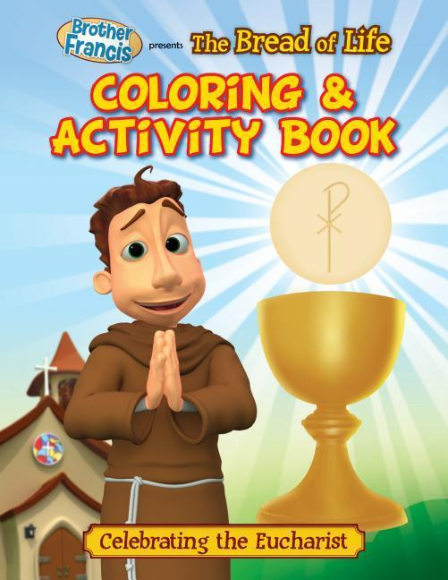 The Bread of Life Coloring & Activity Book als Taschenbuch