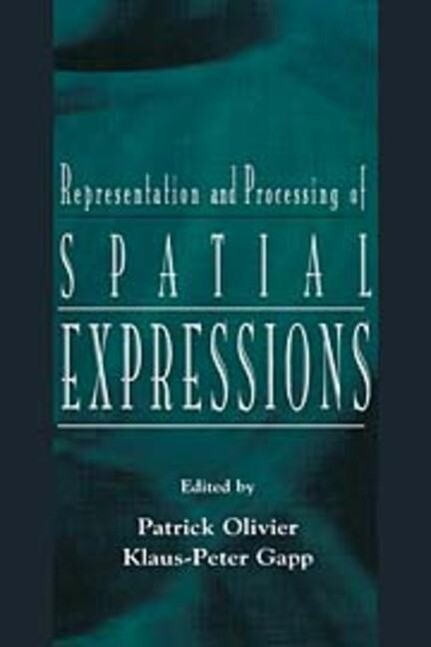 Representation and Processing of Spatial Expressions als Taschenbuch