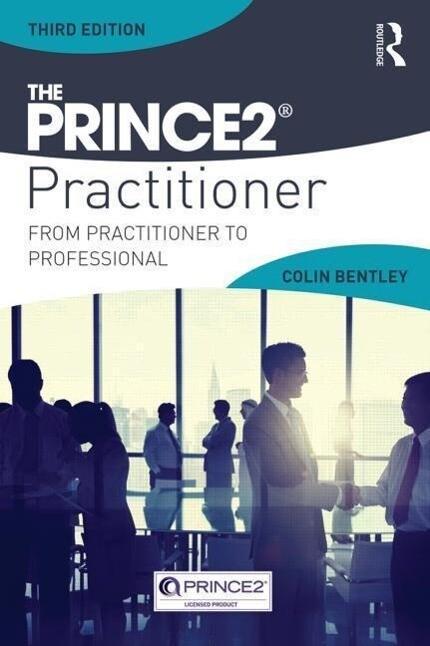 The PRINCE2 Practitioner als Taschenbuch