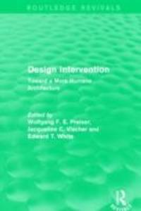 Design Intervention als Buch (gebunden)