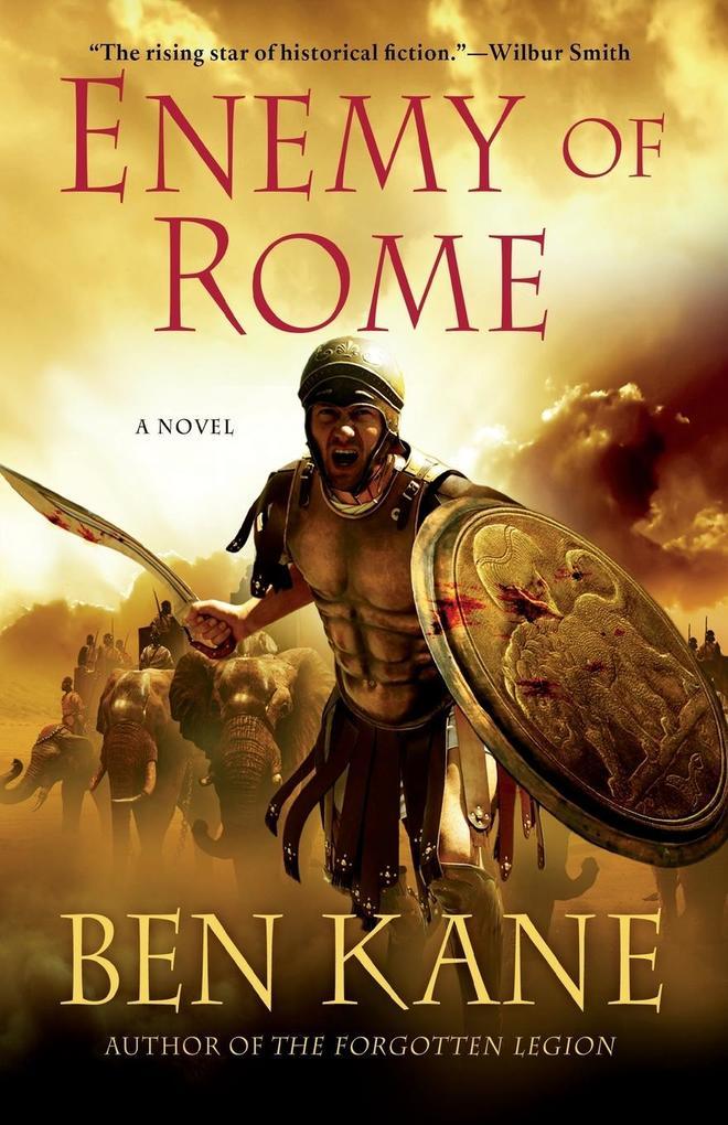 Enemy of Rome als Taschenbuch