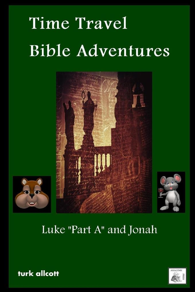 Time Travel Bible Adventures als Taschenbuch