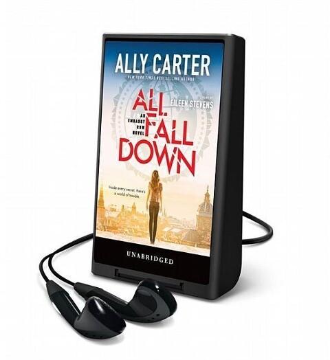 All Fall Down: Embassy Row, Book 1 als Sonstiger Artikel