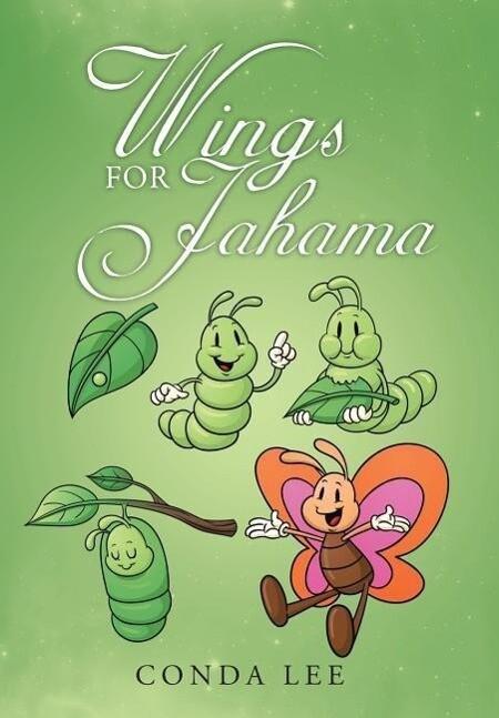 Wings for Jahama als Buch (gebunden)