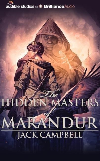 The Hidden Masters of Marandur als Hörbuch CD