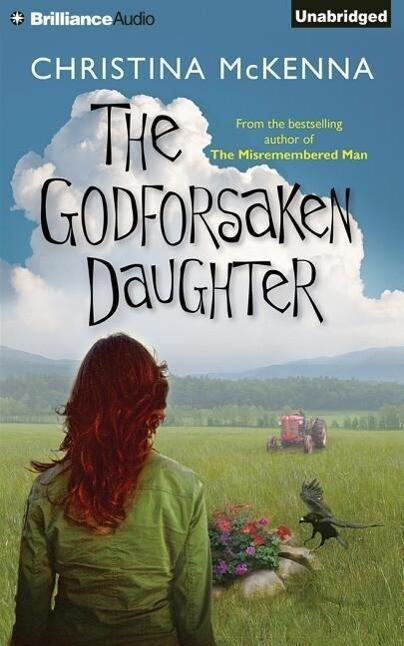 The Godforsaken Daughter als Hörbuch CD