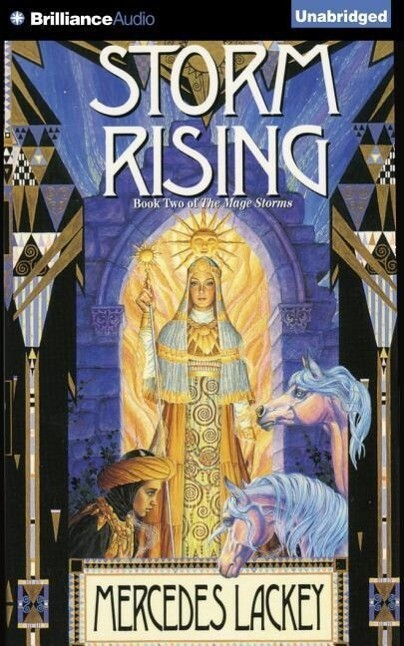Storm Rising als Hörbuch CD