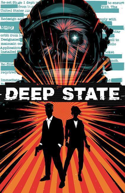 Deep State, Volume 1 als Taschenbuch