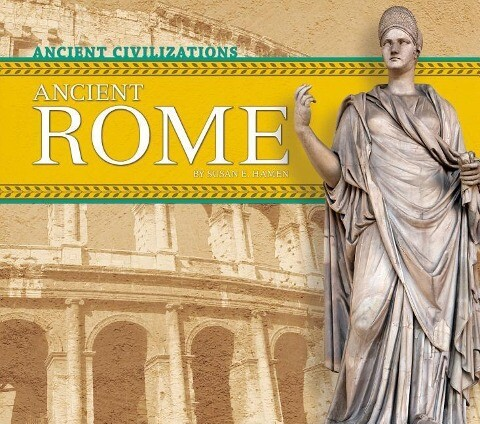 Ancient Rome als Buch (gebunden)