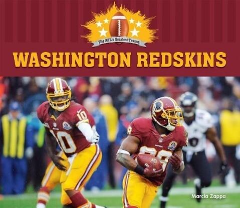 Washington Redskins als Buch (gebunden)
