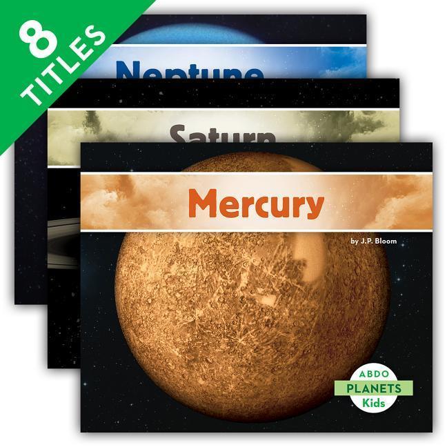 Planets als Buch (gebunden)