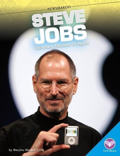 Steve Jobs:: Visionary Founder of Apple als Buch (gebunden)