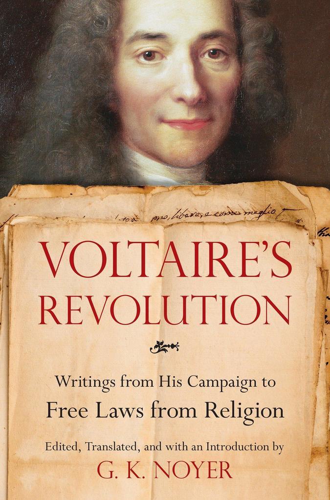 Voltaire's Revolution als Taschenbuch