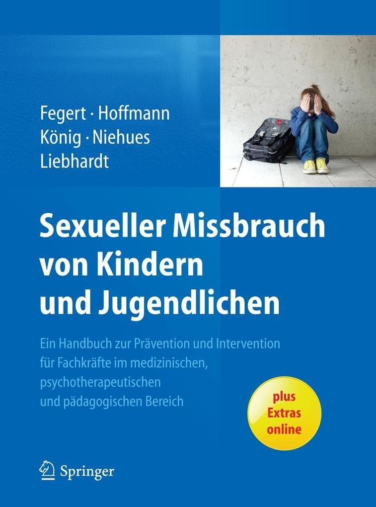 Sexueller Missbrauch von Kindern und Jugendlichen als eBook pdf