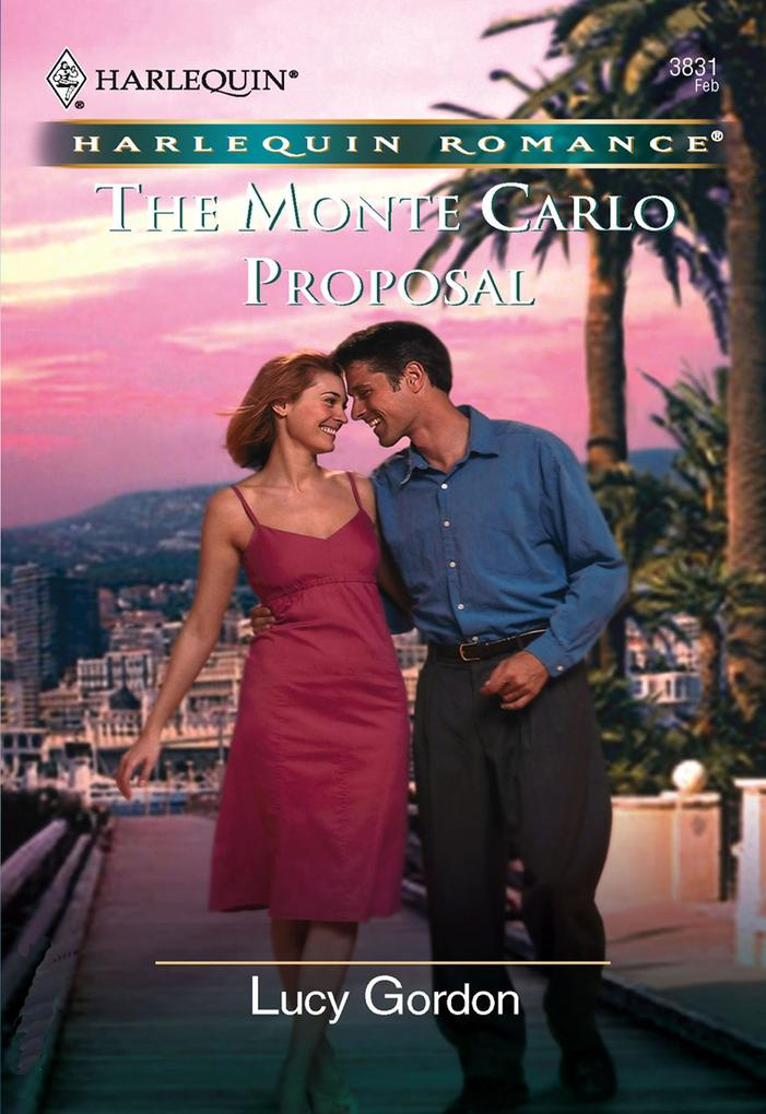 The Monte Carlo Proposal (Mills & Boon Cherish) als eBook epub
