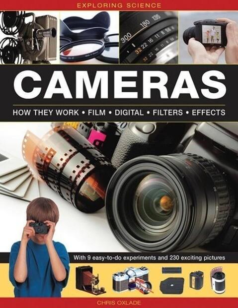 Exploring Science: Cameras als Buch (gebunden)