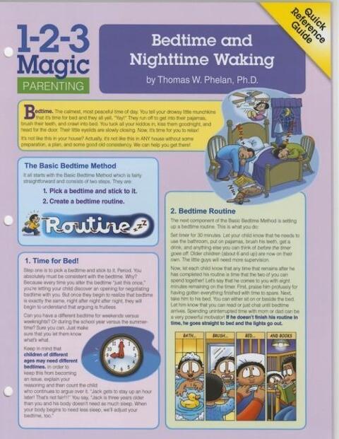 Bedtime and Nighttime Waking als Taschenbuch