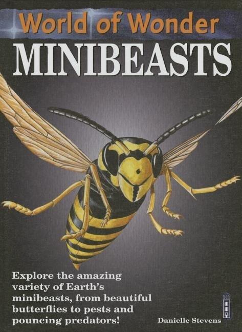 Minibeasts als Buch (gebunden)