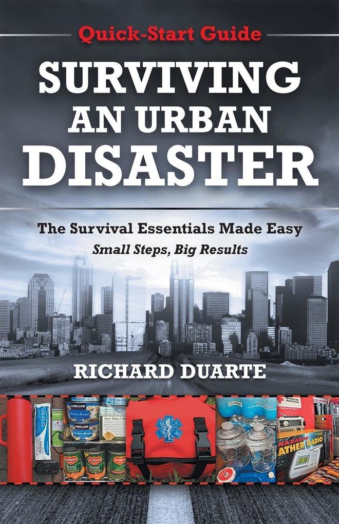 Surviving An Urban Disaster als Taschenbuch