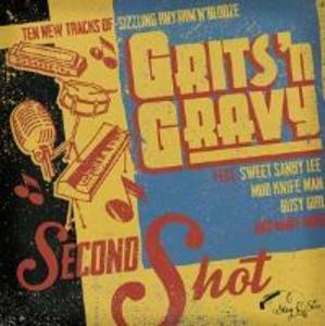 Second Shot als CD