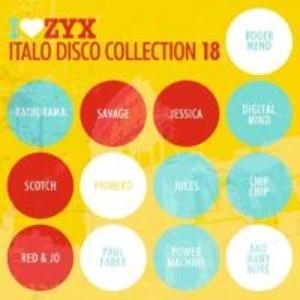ZYX Italo Disco Collection 18 als CD