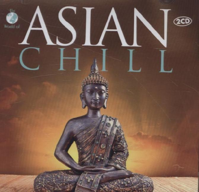 Asian Chill als CD