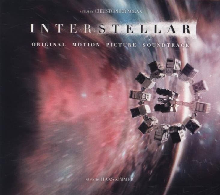 Interstellar/OST als CD