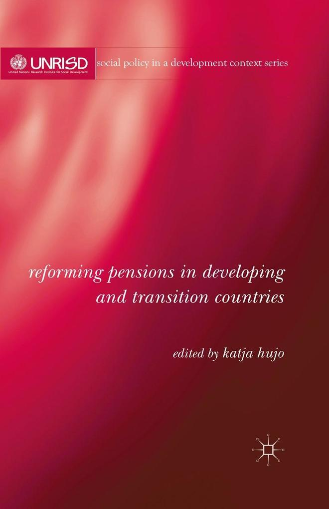 Reforming Pensions in Developing and Transition Countries als eBook pdf