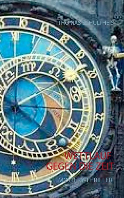 Wettlauf gegen die Zeit als Buch (gebunden)