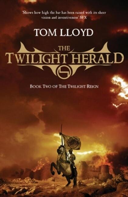 The Twilight Herald als eBook epub