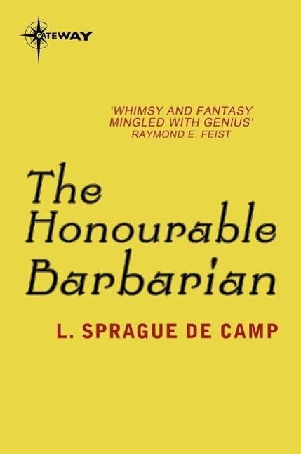 The Honourable Barbarian als eBook epub