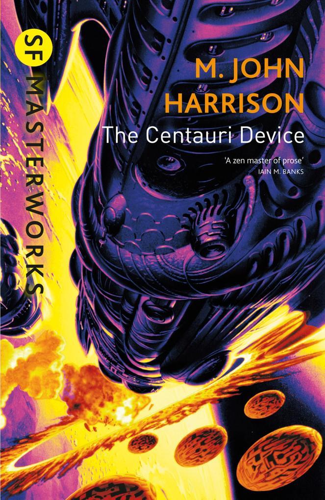 The Centauri Device als eBook epub