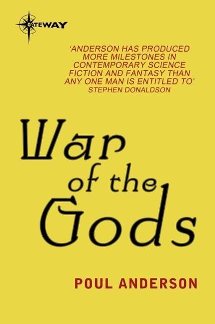 War of the Gods als eBook epub