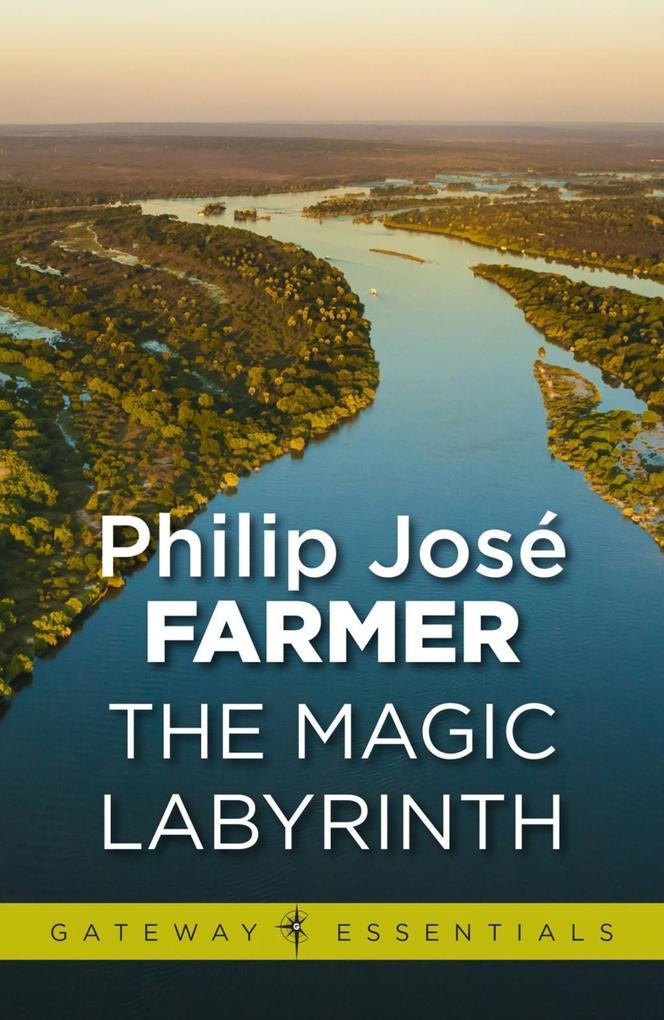 The Magic Labyrinth als eBook epub