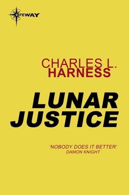 Lunar Justice als eBook epub