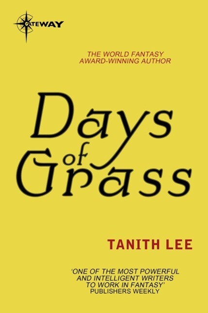 Days of Grass als eBook epub