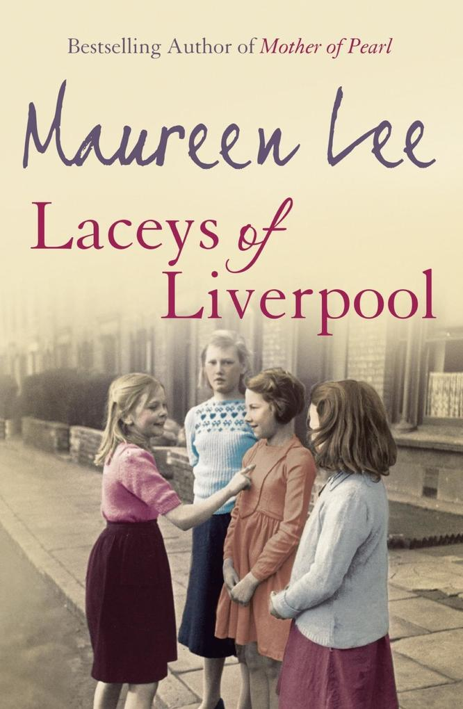Laceys of Liverpool als eBook epub