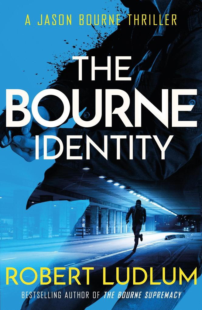 The Bourne Identity als eBook epub