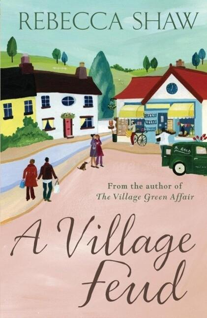 A Village Feud als eBook epub