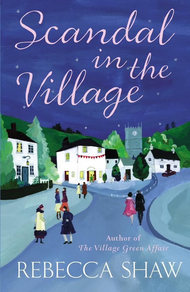 Scandal In The Village als eBook epub