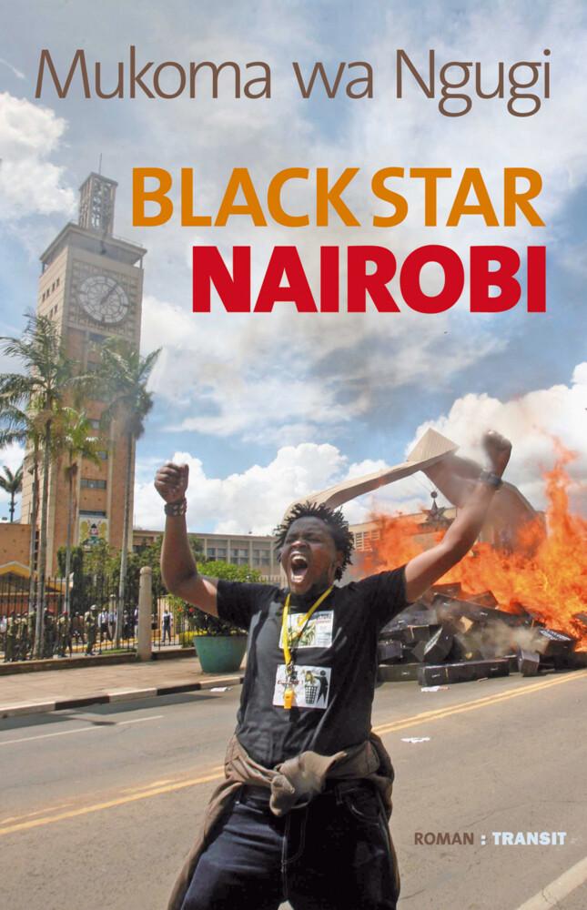 Black Star Nairobi als Buch (gebunden)