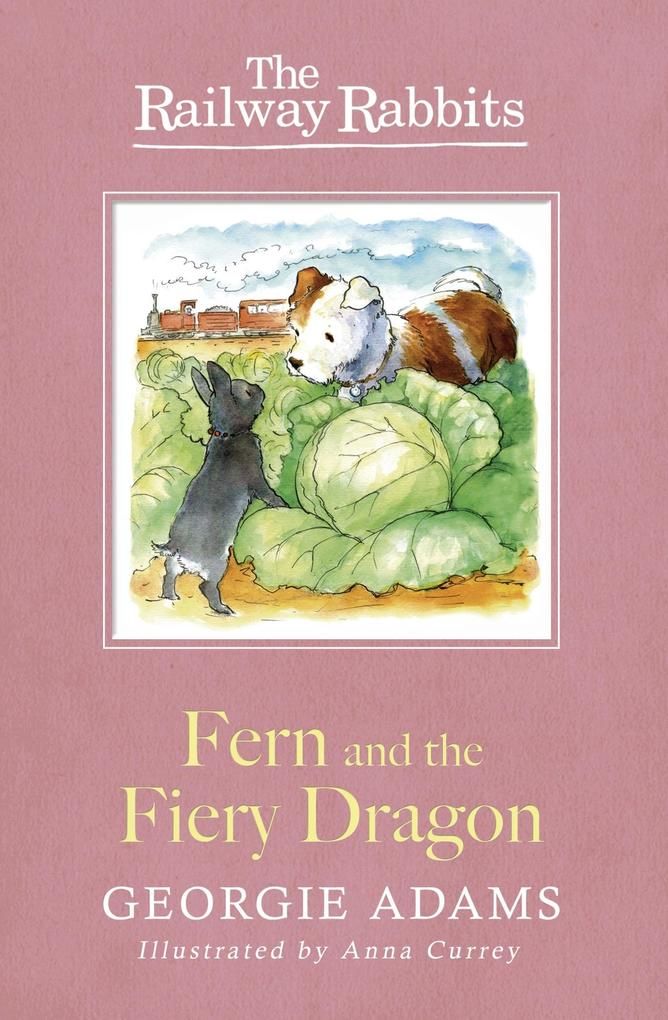 Railway Rabbits: Fern and the Fiery Dragon als ...
