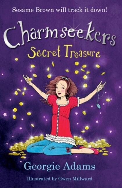 Charmseekers: The Secret Treasure als eBook Dow...