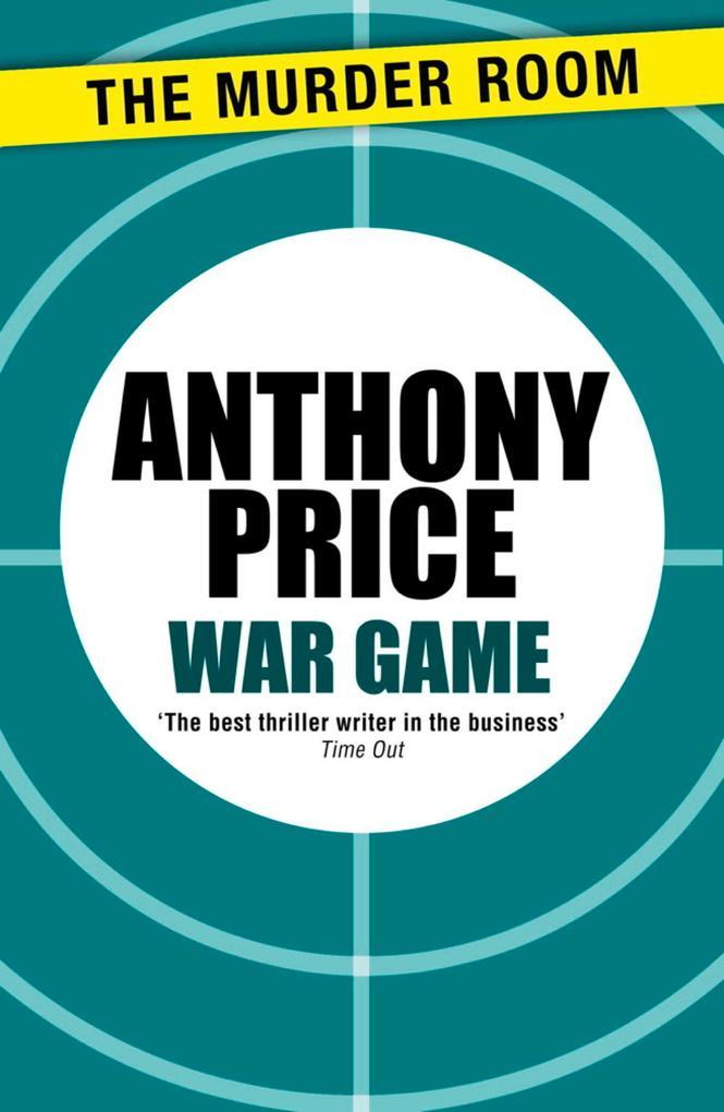 War Game als eBook Download von Anthony Price