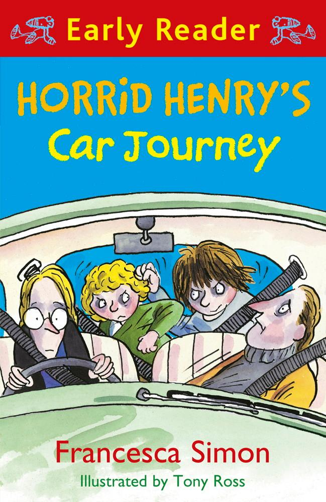 Horrid Henry's Car Journey als eBook epub