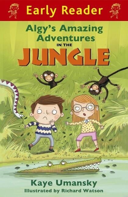 Algy's Amazing Adventures in the Jungle als eBook epub